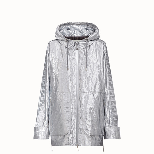 FENDI CAPE - Fendi Prints On nylon parka - view 1 small thumbnail