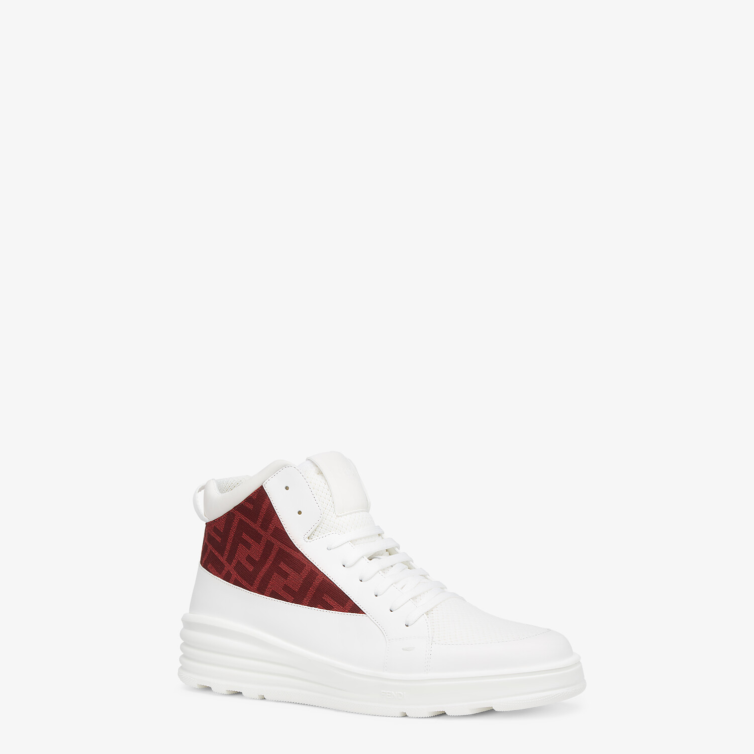 FENDI SNEAKERS - Mid-tops from the Lunar New Year Limited Capsule Collection - view 2 detail
