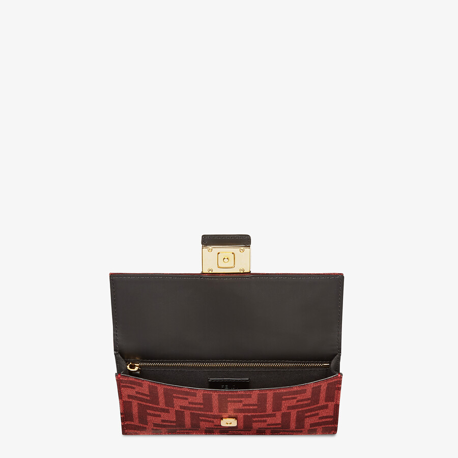 FENDI BAGUETTE POUCH - Bag from the Lunar New Year Limited Capsule Collection - view 4 detail