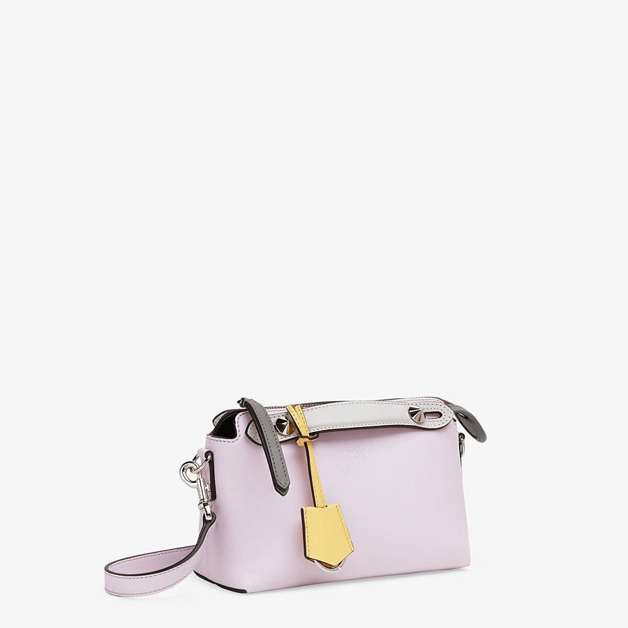 FENDI BY THE WAY MINI - Multicolor leather Boston bag - view 2 detail