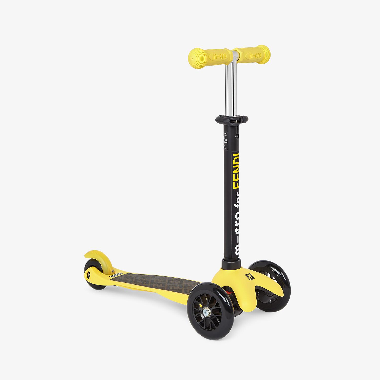 FENDI FENDI-MICRO BABY SCOOTER - Fendi - Micro baby kick scooter - view 1 detail