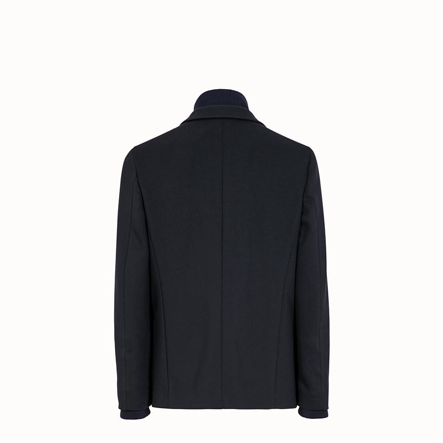 FENDI 外套 - 藍色棉質西裝外套 - view 2 detail