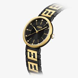 FENDI FOREVER FENDI - 29mm– Uhr mit Armband mit FF-Logo - view 3 thumbnail