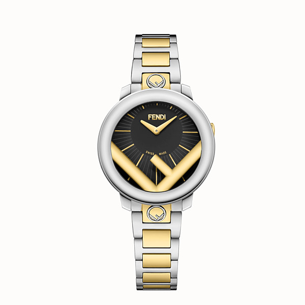 FENDI RUN AWAY - 28 mm - Watch with F is Fendi logo - view 1 small thumbnail