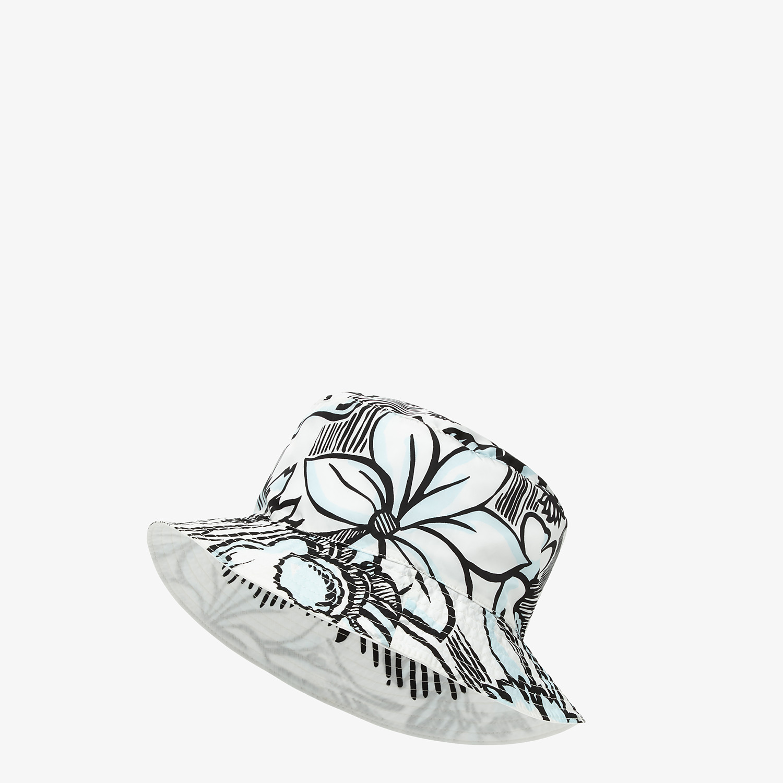 FENDI HAT - Fendi Roma Joshua Vides fabric hat - view 1 detail