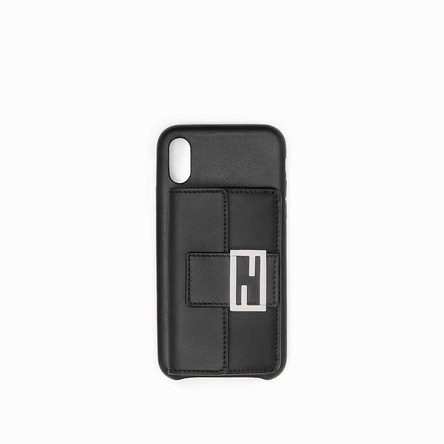 FENDI iPHONE X COVER - Cover in Schwarz - view 1 detail