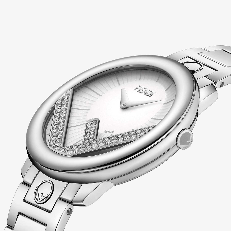 FENDI RUN AWAY - 36 mm (1.4 inch) - Watch with F is Fendi logo - view 3 detail