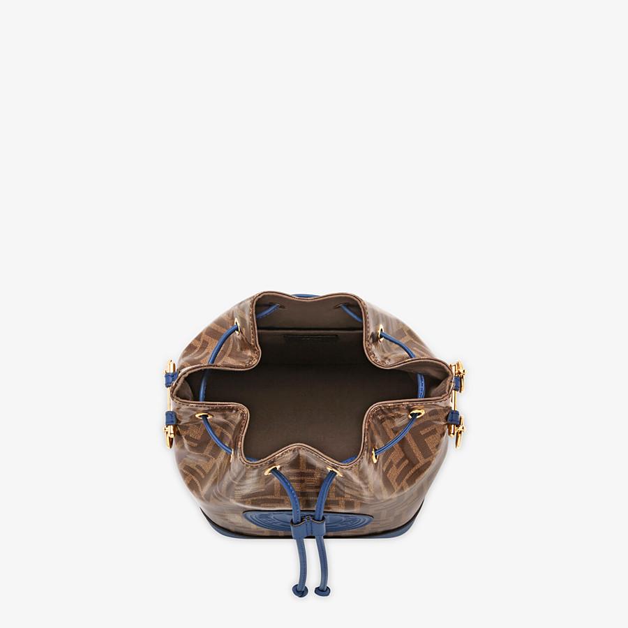 FENDI MON TRESOR - Multicolor fabric bag - view 4 detail