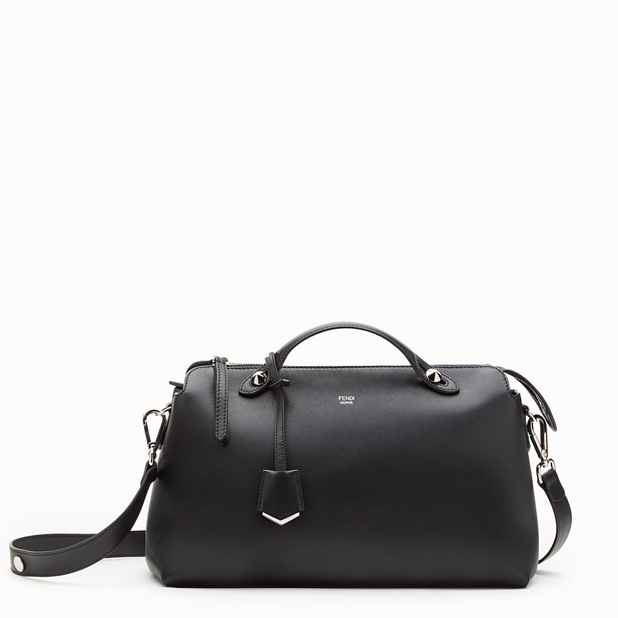 23f504d34744 in black leather - LARGE BY THE WAY