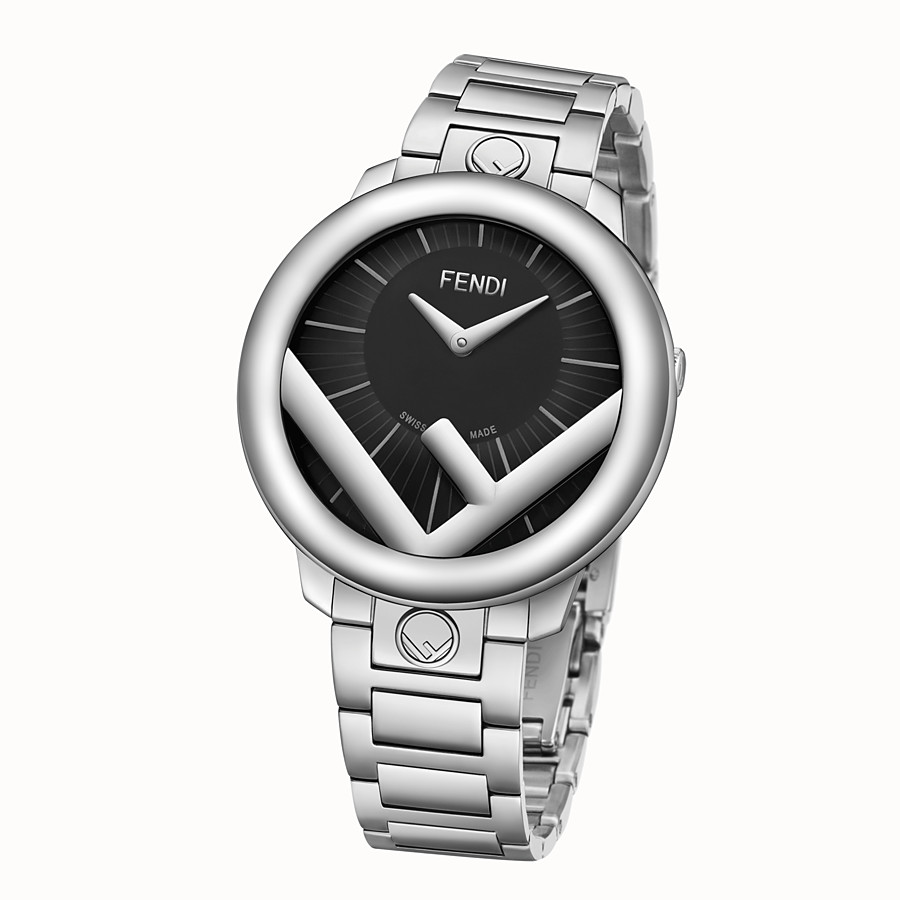 FENDI RUN AWAY - 36 mm - Watch with F is Fendi logo - view 2 detail