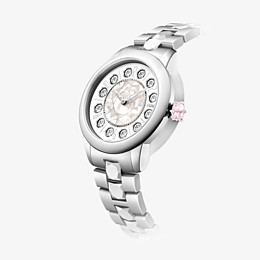 FENDI FENDI ISHINE - 33 MM - Watch with rotating gemstones - view 3 thumbnail