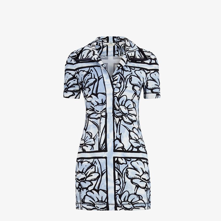 FENDI DRESS - Fendi Roma Joshua Vides cotton dress - view 1 detail