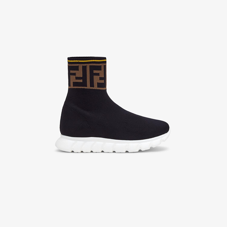 FENDI SNEAKERS - Mesh junior sneakers - view 1 detail