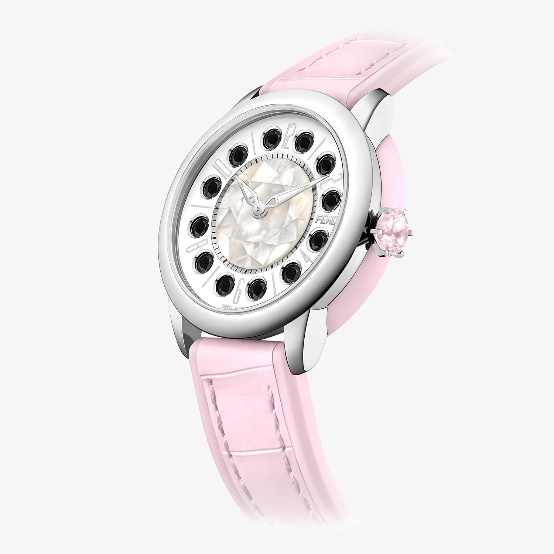 FENDI FENDI ISHINE - 38 MM - Armbanduhr mit rotierenden Edelsteinen - view 3 detail