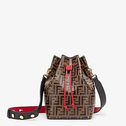 FENDI MON TRESOR - Multicolor leather bag - view 1 thumbnail