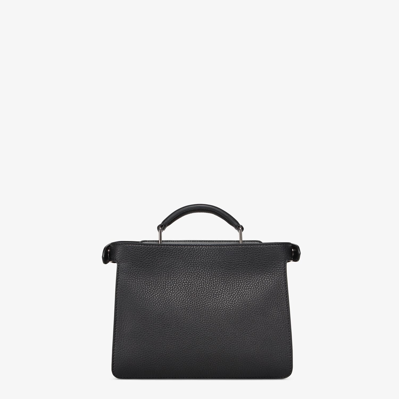FENDI PEEKABOO ISEEU MINI - Leather bag with multicolor print - view 4 detail