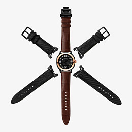 FENDI SELLERIA - 42 mm (1.7 inch) - Automatic watch with interchangeable straps - view 4 thumbnail
