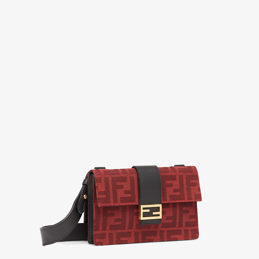 FENDI BAGUETTE POUCH - Bag from the Lunar New Year Limited Capsule Collection - view 2 detail