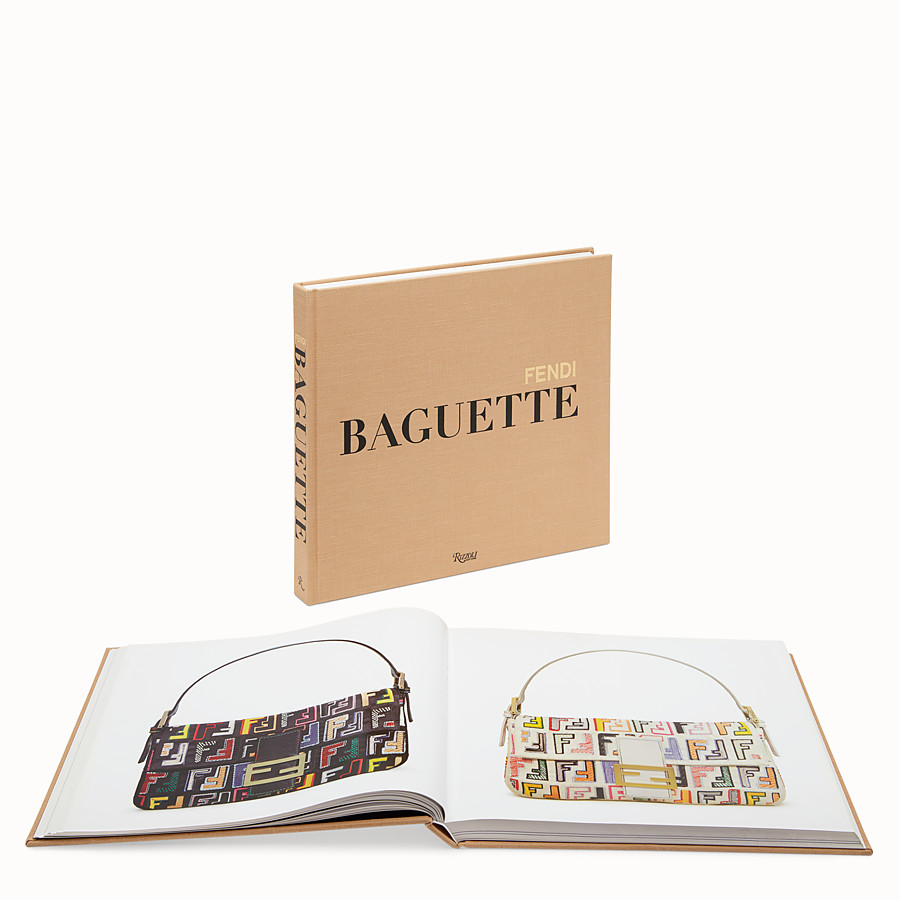 FENDI FENDI BAGUETTE - Hardcover book in English - view 2 detail