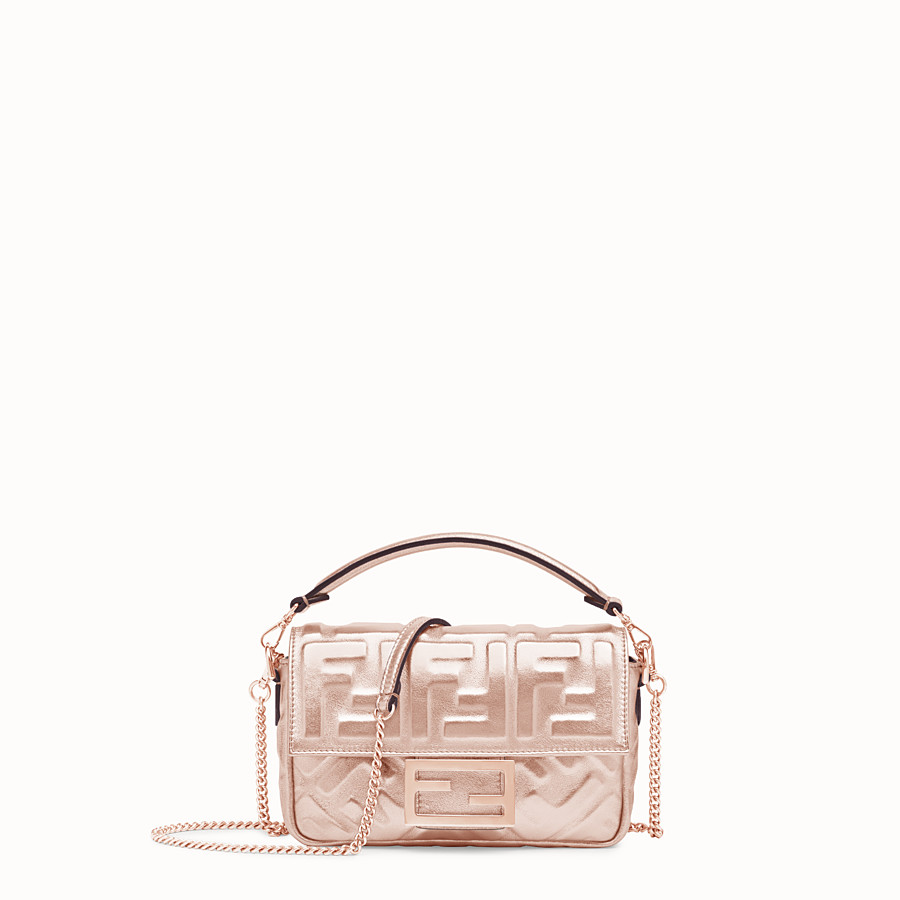 FENDI BAGUETTE MINI - Bag from the Chinese New Year Limited Capsule Collection - view 1 detail
