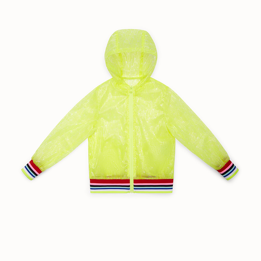 FENDI K-WAY - Fendi Roma Amor Lycra® cagoule - view 1 detail