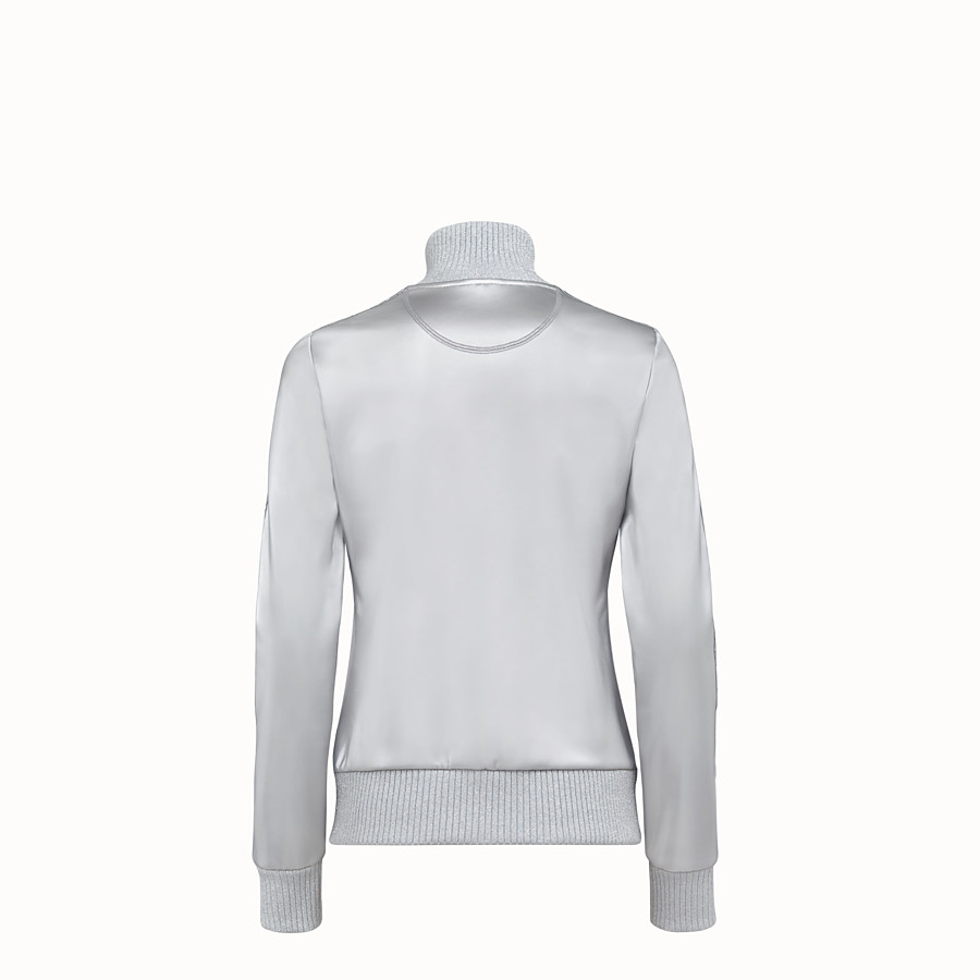 FENDI SWEATSHIRT - Fendi Prints On sweatshirt in tech fabric - view 2 detail