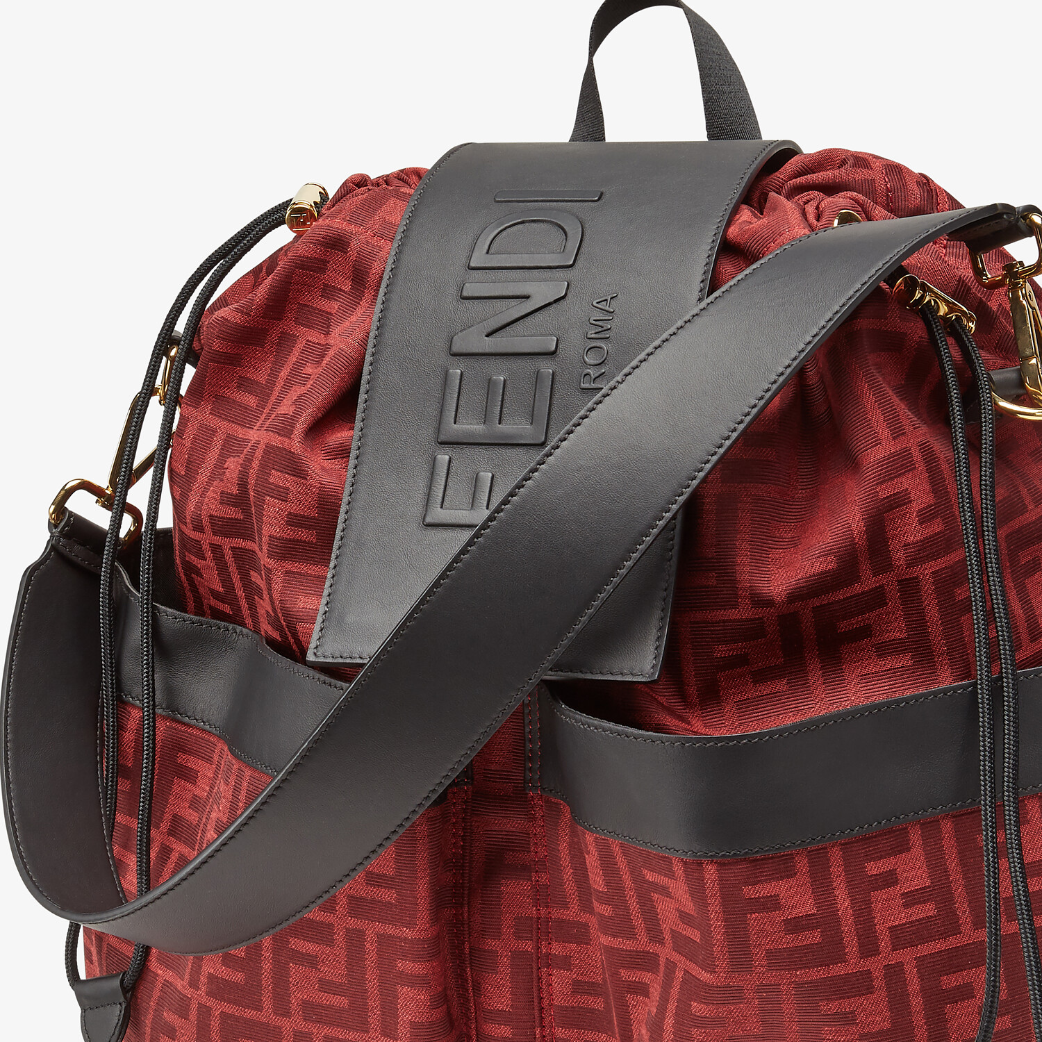 FENDI BACKPACK - Backpack from the Lunar New Year Limited Capsule Collection - view 4 detail