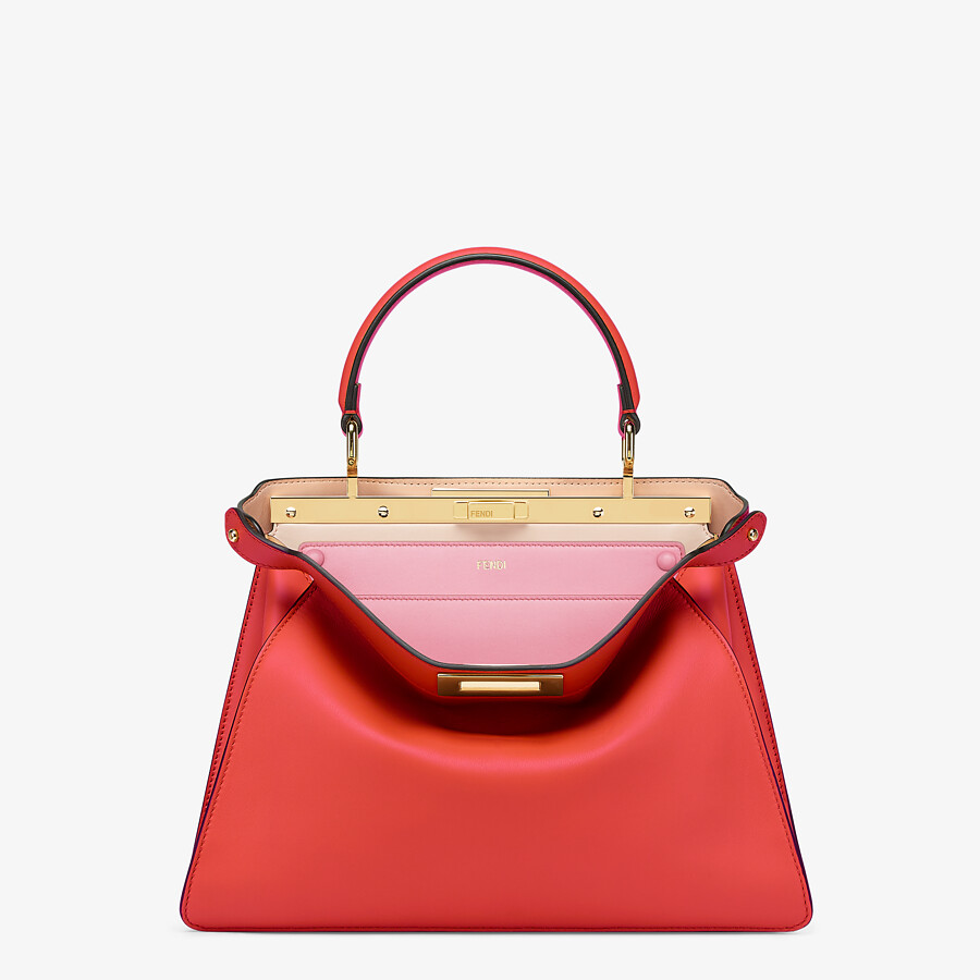 FENDI PEEKABOO ISEEU MEDIUM - Bag from the Lunar New Year Limited Capsule Collection - view 1 detail
