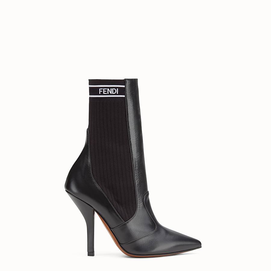 Chaussures en Cuir de Luxe Designer pour Femmes   Fendi a44d0906ae0