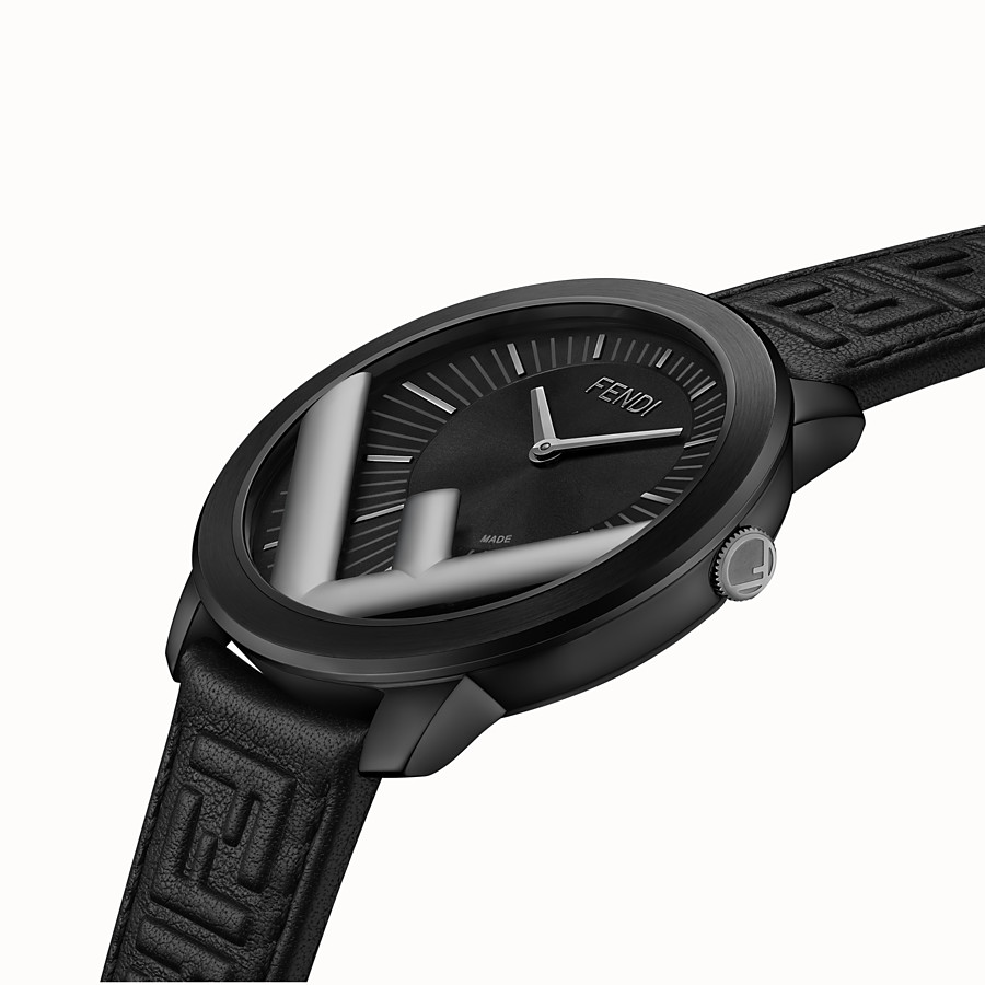 FENDI RUN AWAY - 41 MM - Watch with F is Fendi logo - view 3 detail