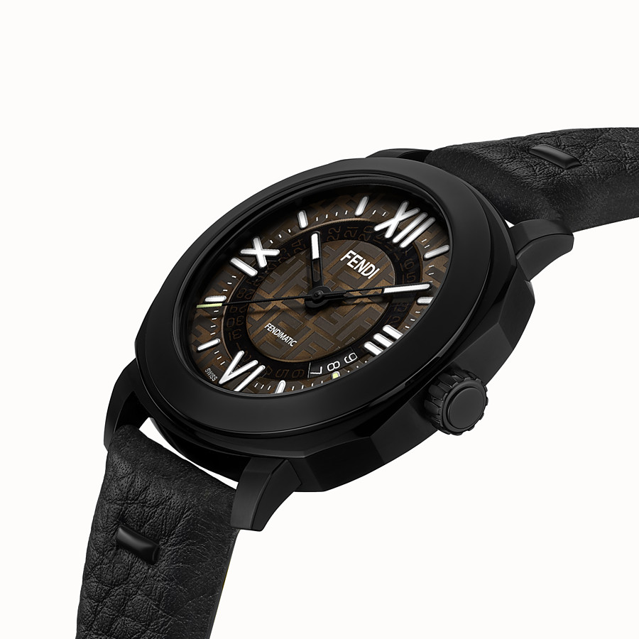 FENDI SELLERIA - 42 MM - Automatic watch with interchangeable straps - view 2 detail