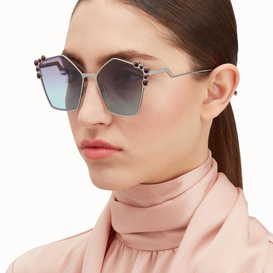 FENDI CAN EYE - Occhiali da sole palladio - vista 4 dettaglio