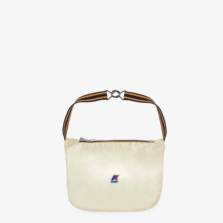 FENDI GIACCA A VENTO - Giacca FENDI x K-Way® in nylon color oro - vista 5 dettaglio