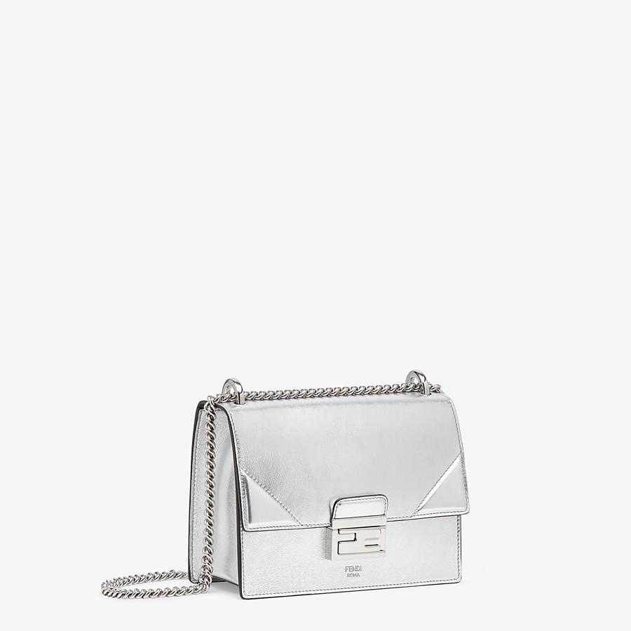 FENDI KAN U SMALL - Fendi Prints On leather mini bag - view 2 detail