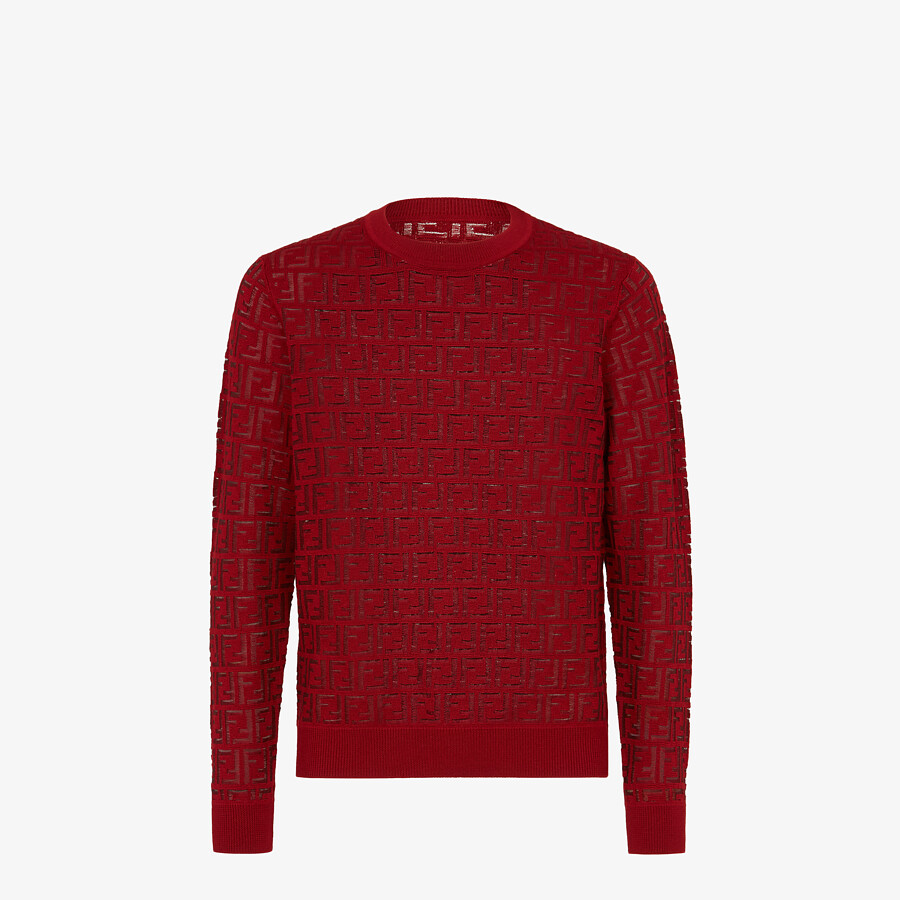FENDI SWEATER - Sweater from the Lunar New Year Limited Capsule Collection - view 1 detail