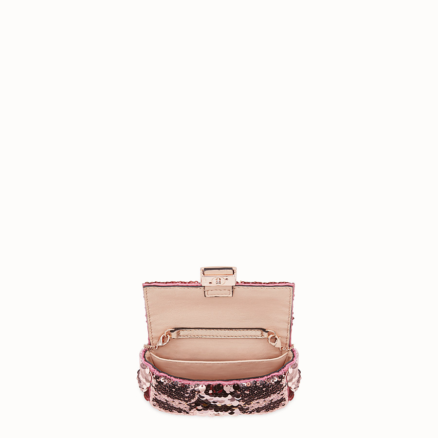 FENDI NANO BAGUETTE CHARM - Charm from the Chinese New Year Limited Capsule Collection - view 4 detail
