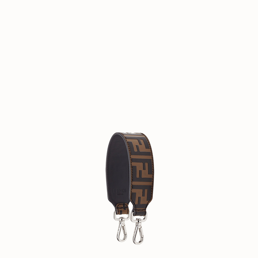 FENDI MINI STRAP YOU - Bandolera de piel - view 1 detail