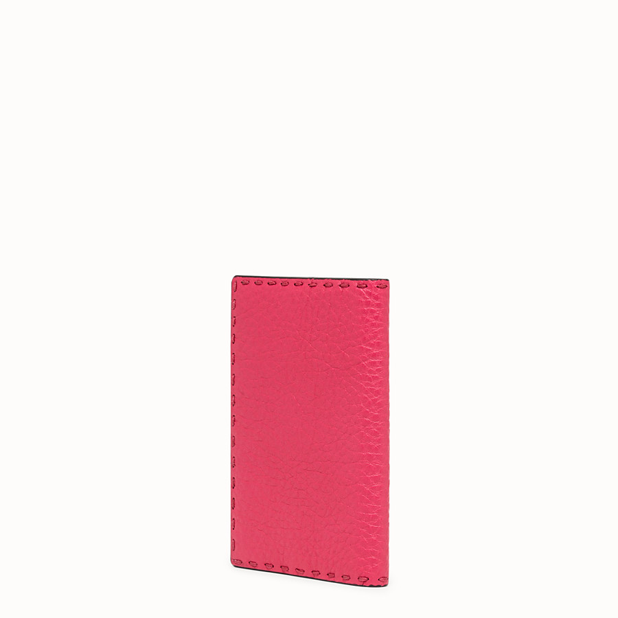 FENDI PASSPORT COVER - Fendi Roma Amor passport cover - view 2 detail