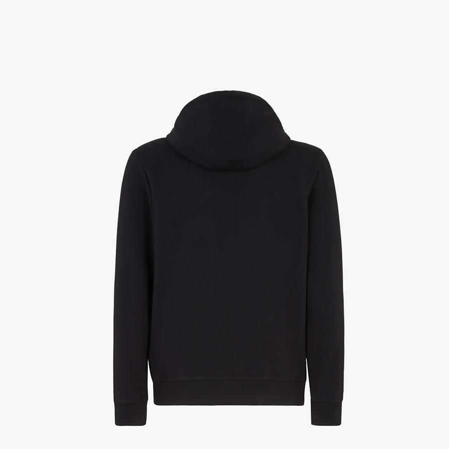 FENDI SWEATSHIRT - Sweatshirt aus Wolle und Baumwolle - view 2 detail