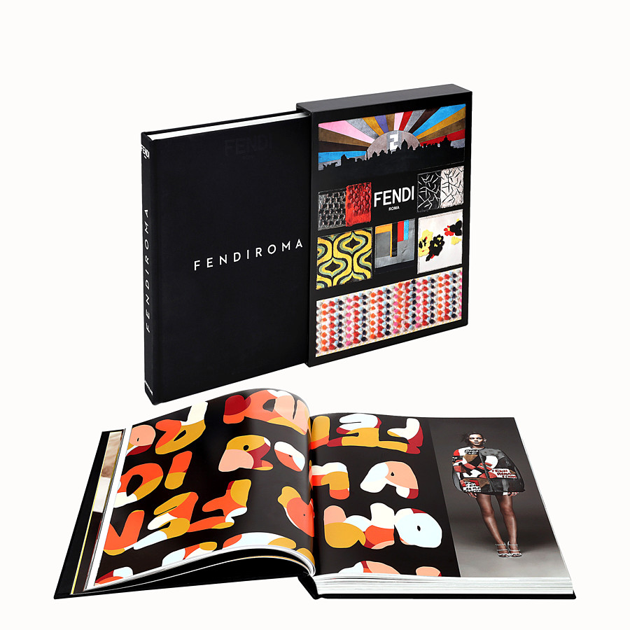 FENDI FENDI ROMA - Hardcover book available in English  - view 2 detail