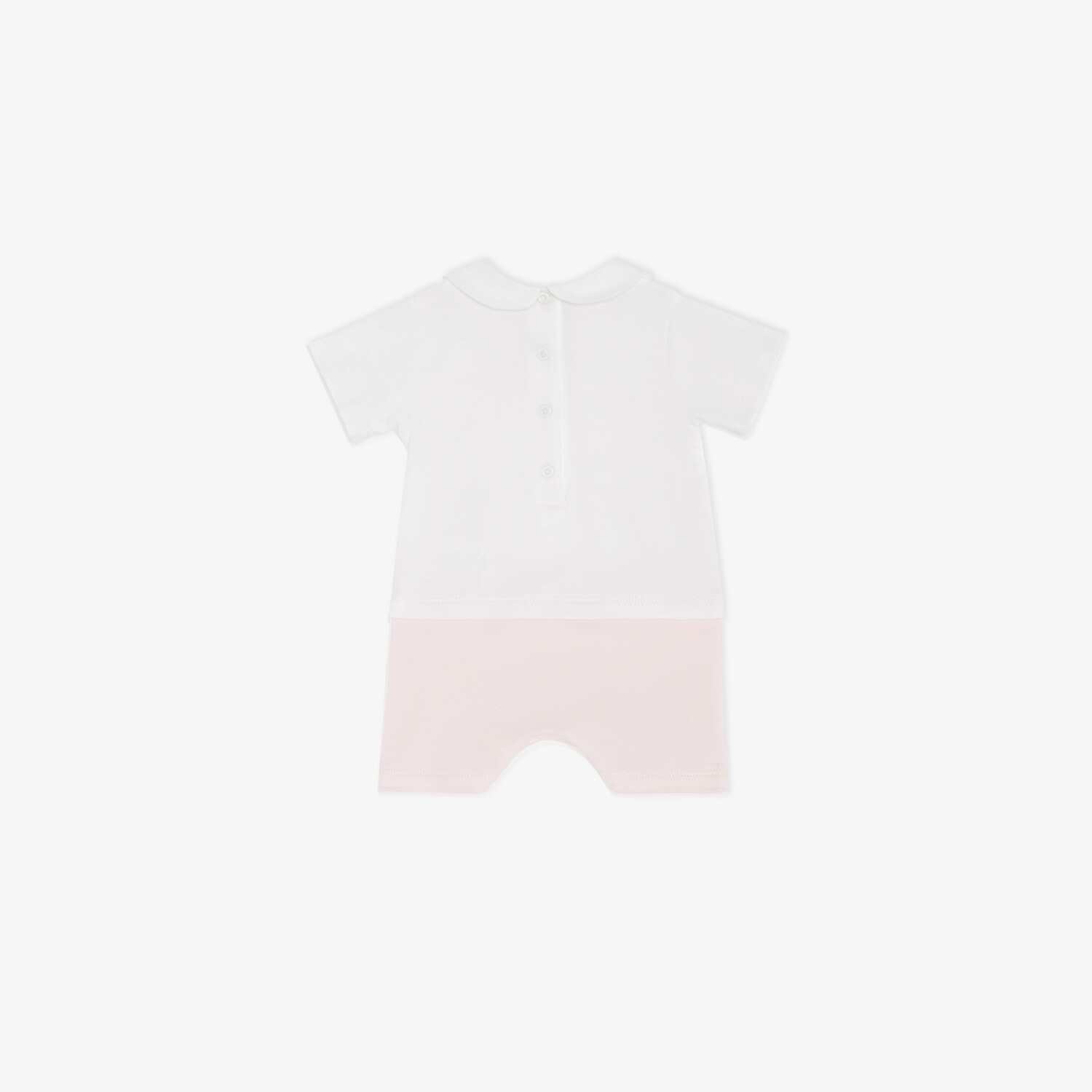 FENDI BABY PLAYSUIT - Jersey baby playsuit - view 2 detail