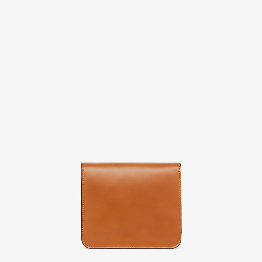 FENDI FENDI FAB - Brown leather bag - view 3 detail