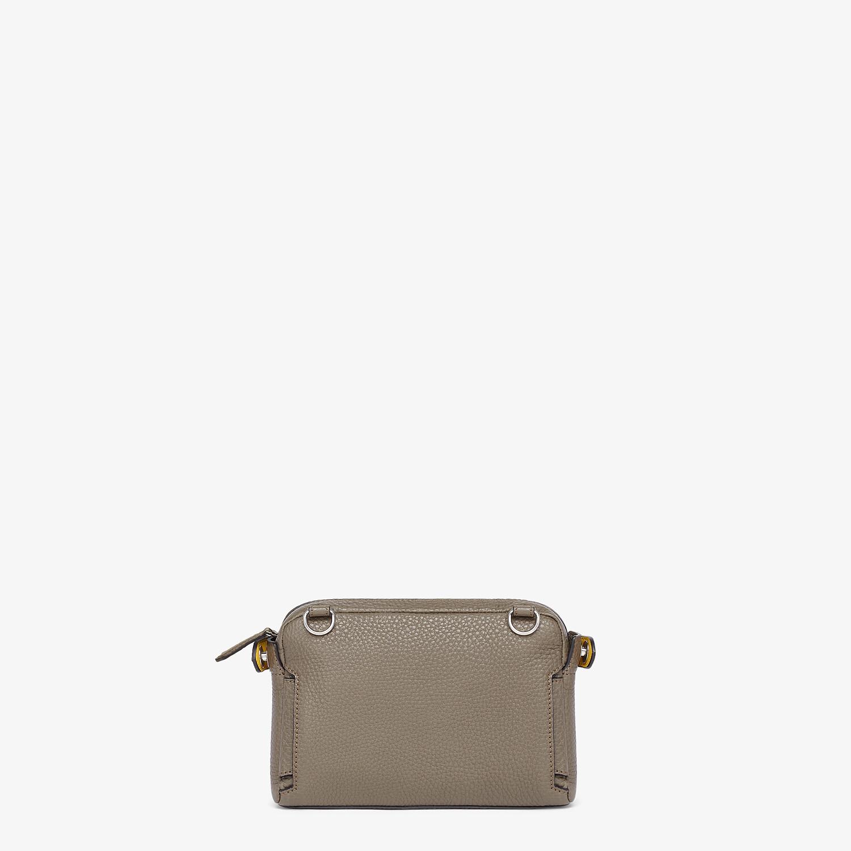 FENDI BELT BAG - Green leather belt bag - view 5 detail