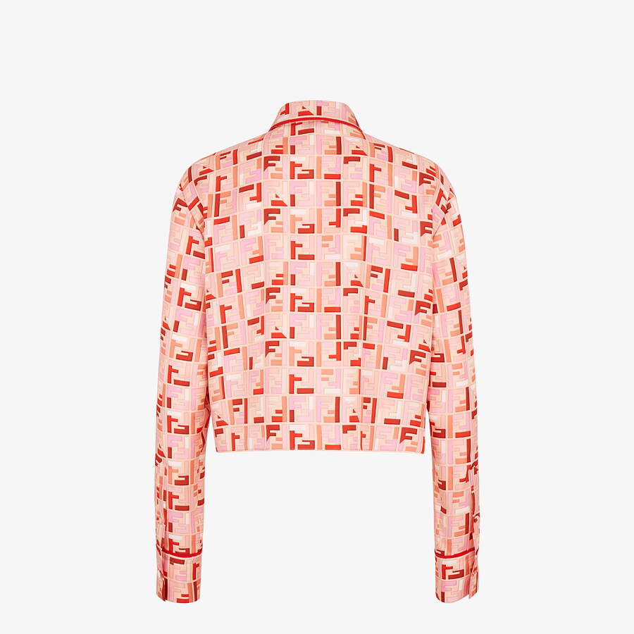FENDI SHIRT - Shirt from the Lunar New Year Limited Capsule Collection - view 2 detail