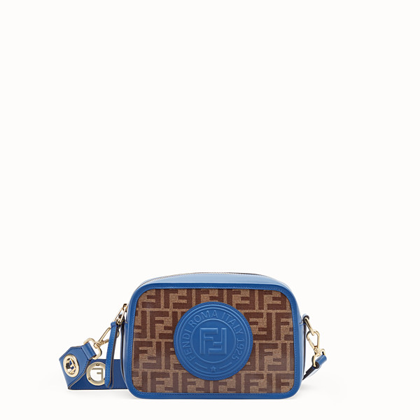 FENDI CAMERA CASE - Multicolor canvas bag - view 1 small thumbnail
