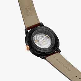 FENDI SELLERIA - 42 mm (1.7 inch) - Automatic watch with interchangeable straps - view 3 thumbnail