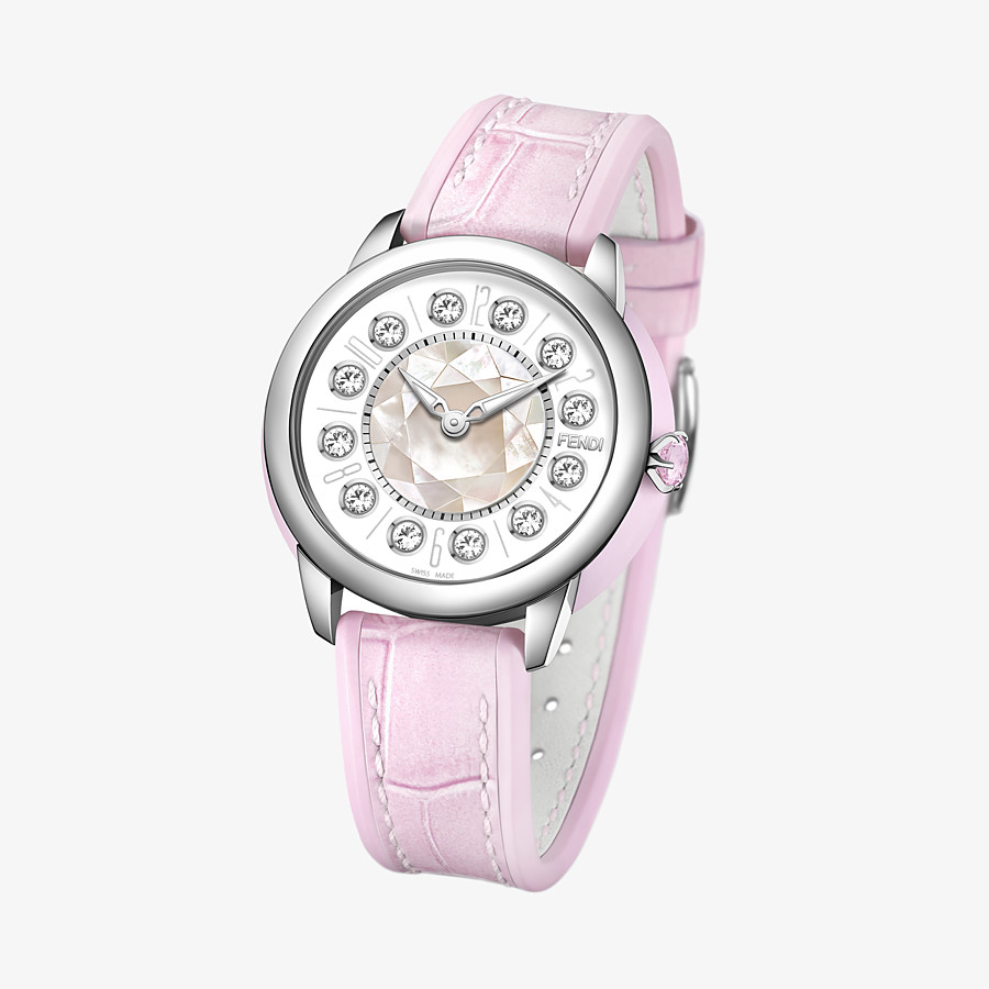 FENDI FENDI ISHINE - 38 mm - Watch with rotating precious stones - view 2 detail