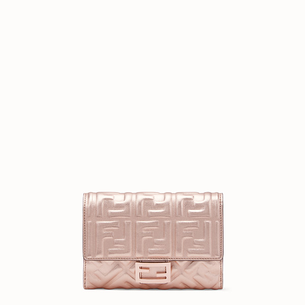 FENDI WALLET - Wallet from the Chinese New Year Limited Capsule Collection - view 1 small thumbnail