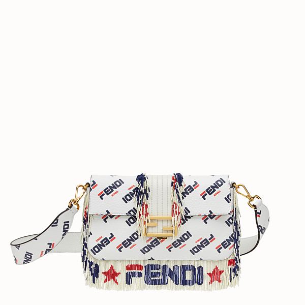 FENDI BAGUETTE - Multicolour leather bag - view 1 small thumbnail