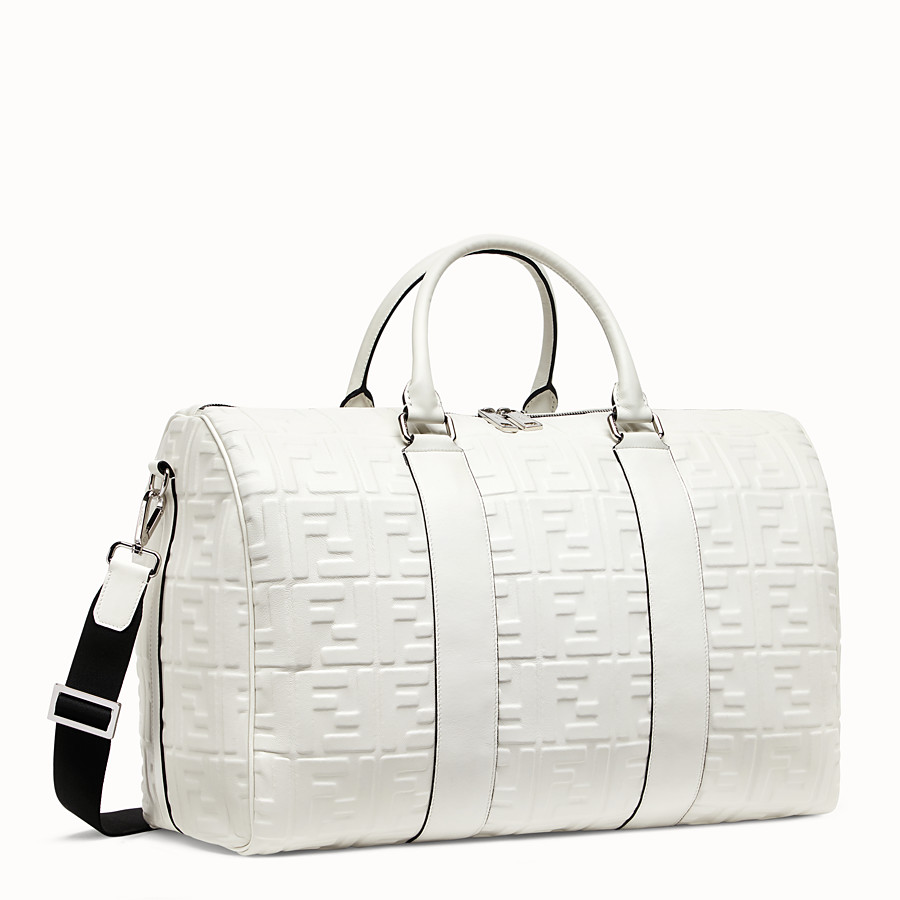FENDI SATCHEL - Fendi Prints On nappa leather holdall - view 2 detail